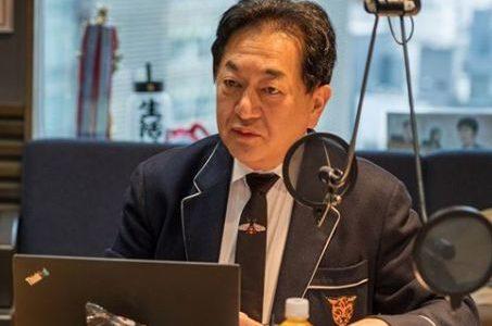 田中康夫は現在、年齢60オーバーも活動が多彩すぎる!ガンは完全克服!
