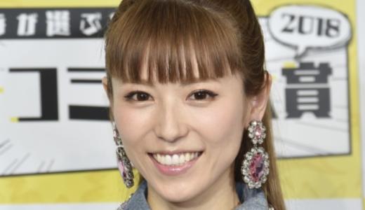 若槻千夏の顔が変わった原因は整形なのか?不自然な鼻について、現在と昔の画像を徹底比較!
